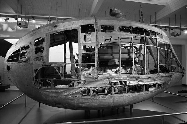 Zeppelin pod
