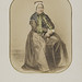 Small photo of The married woman, Inger Larsdatter Fosse