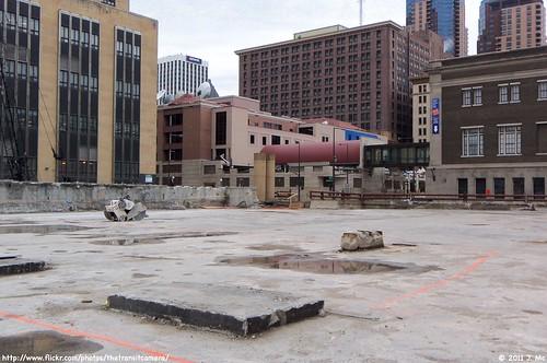 Union Depot Platform Area