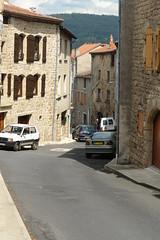 The Rue Haute, Langogne