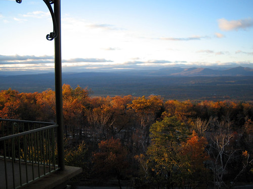 Mohonk Sunset