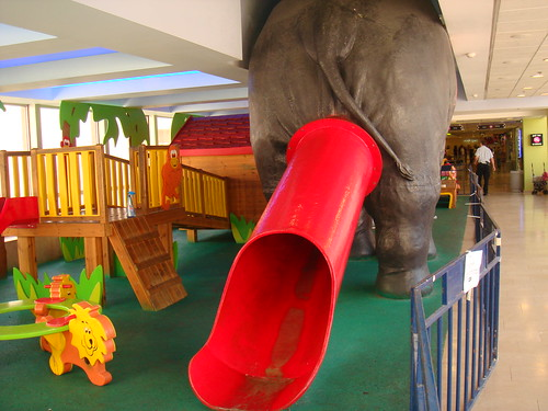 An elephant's ass hole is always a child's playground ילדי ישראל כמשל לחרא