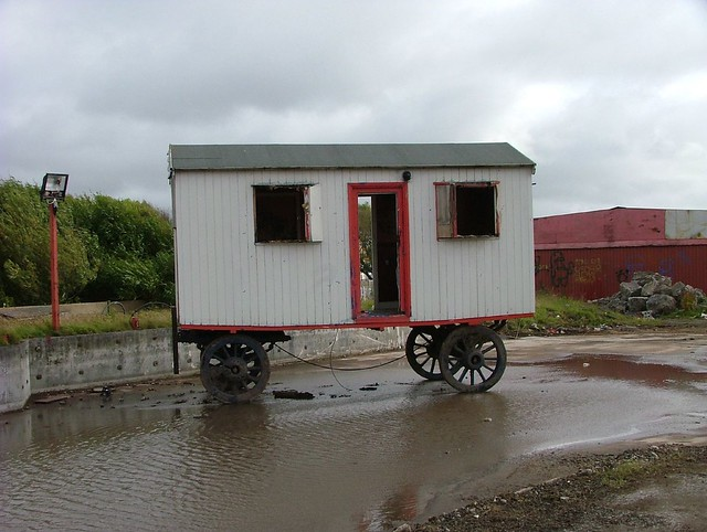 Shed On Wheels : Shed on wheels flickr photo sharing