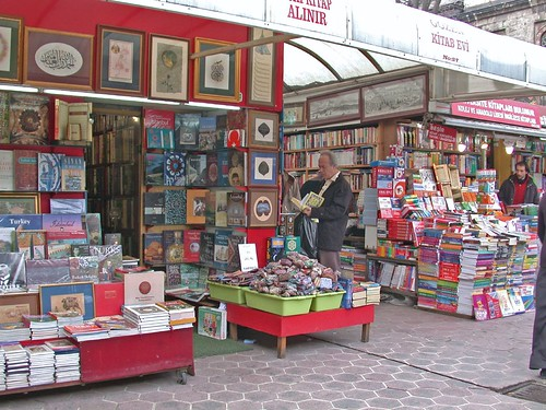 Sahaflar Çarşişi - Book Bazaar