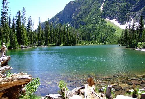 Lower Rowe Lake