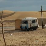 Jerbent Bus Stop - Jerbent, Turkmenistan