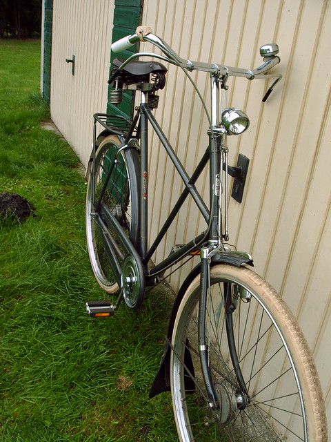 1963 Gazelle crossframe