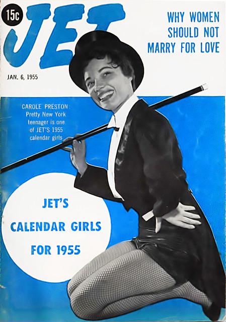 1955 black history viewed through magazines an album on
