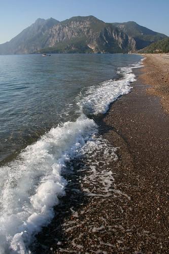 Cirali Beach, Turkije