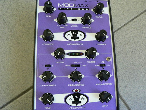 Studio Electronics ModMax ring modulator by stillnovo