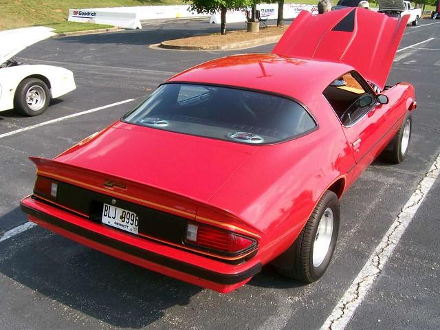 1977 CAMARO Z/28 | Seen at year one car show in braselton, g