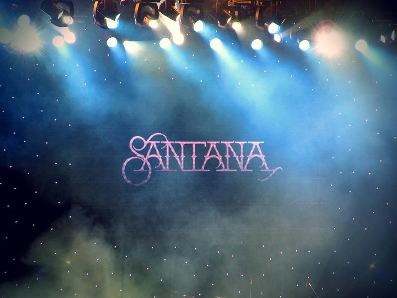 Santana - 21-10-2010