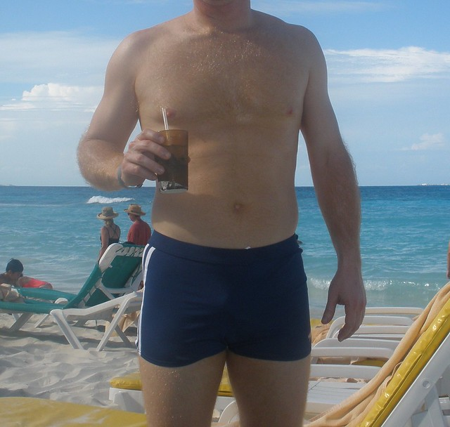Beach Bulge http://www.flickr.com/photos/40333892@N02/5112664444/