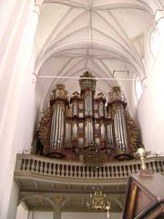 Denemarken: Orgels en kerken