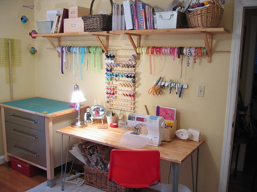 My favorite sewing room design ideas favecrafts Sewing room designs