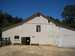 barn, building, shack, property, facade, shed,