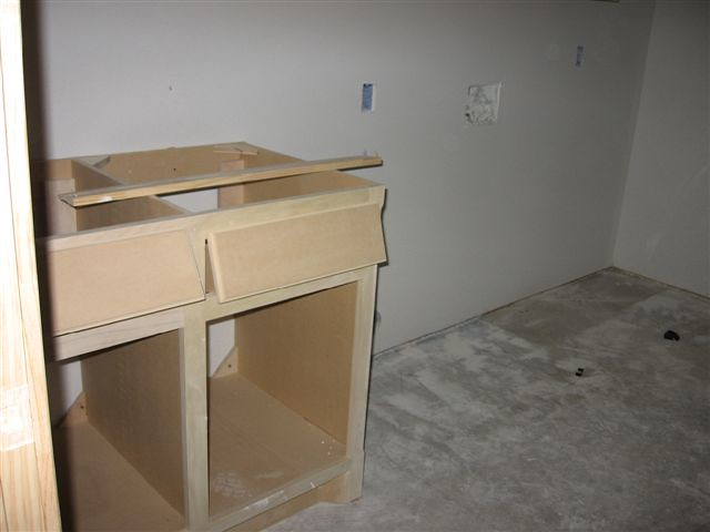 Laundry Room Folding Table Cabinet | Flickr - Photo Sharing!