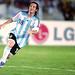 Messi az Argentin válogatottban.
