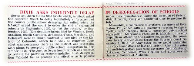 South Asks for Indefinite Delay in School Desegregation - Jet Magazine Dec 2, 1954