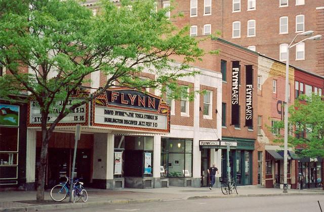 Movie theaters in burlington vermont