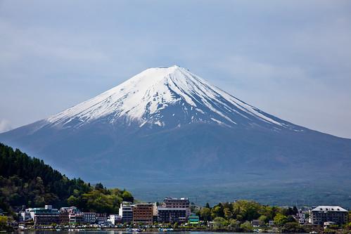 Japan -  Fuji Mountain - 05/2010