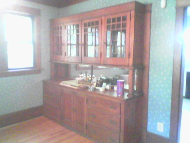built in dining room hutch flickr photo sharing