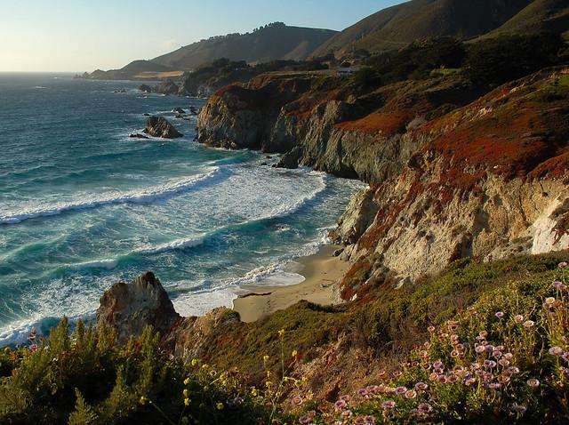 California Coastline Big Sur