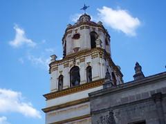 Campanario Iglesia Coyoacan