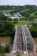 Low Level Bridge & Muttart Conservatory