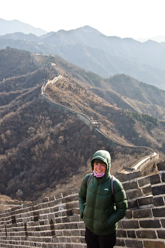 Great Wall Below