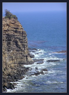 Point Fermin Cliff, Cabrillo Beach - San Pedro