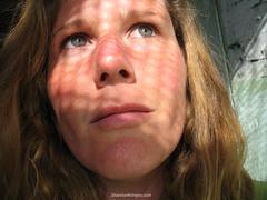 nose, freckle, face, skin, lip, head, hair, cheek, close-up, blond, mouth, portrait, eye, organ,