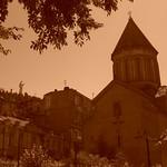 St. Georg's Church - Tbilisi, Georgia