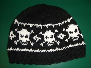 Piraten-Mütze für kalte Köpfe