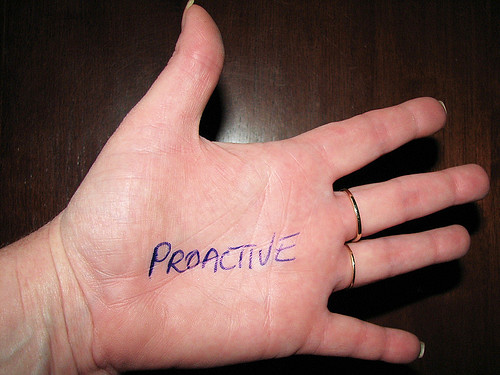 PROACTIVE - My Word in Your Hand