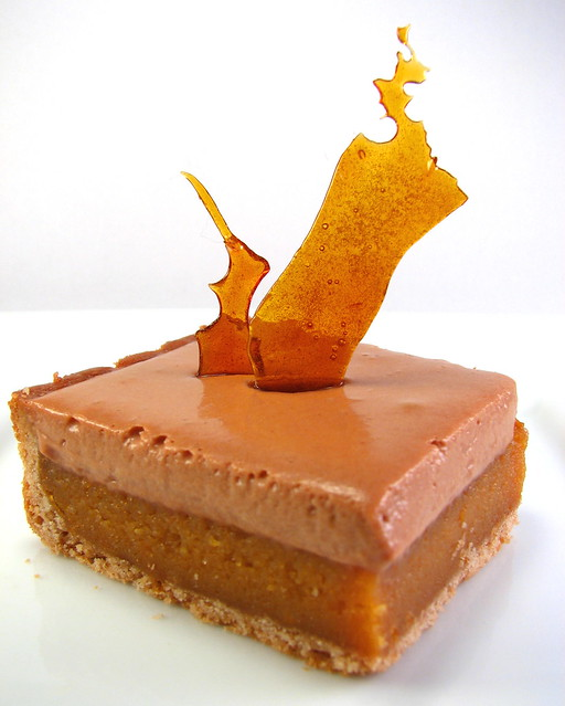 Milk Chocolate Caramel Tart | Flickr - Photo Sharing!