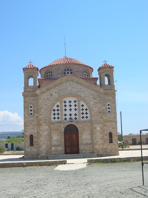 Agios Georgios church  Flickr - Photo Sharing!