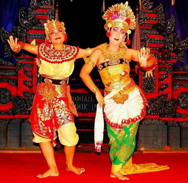 Bali Dancers, Ubud