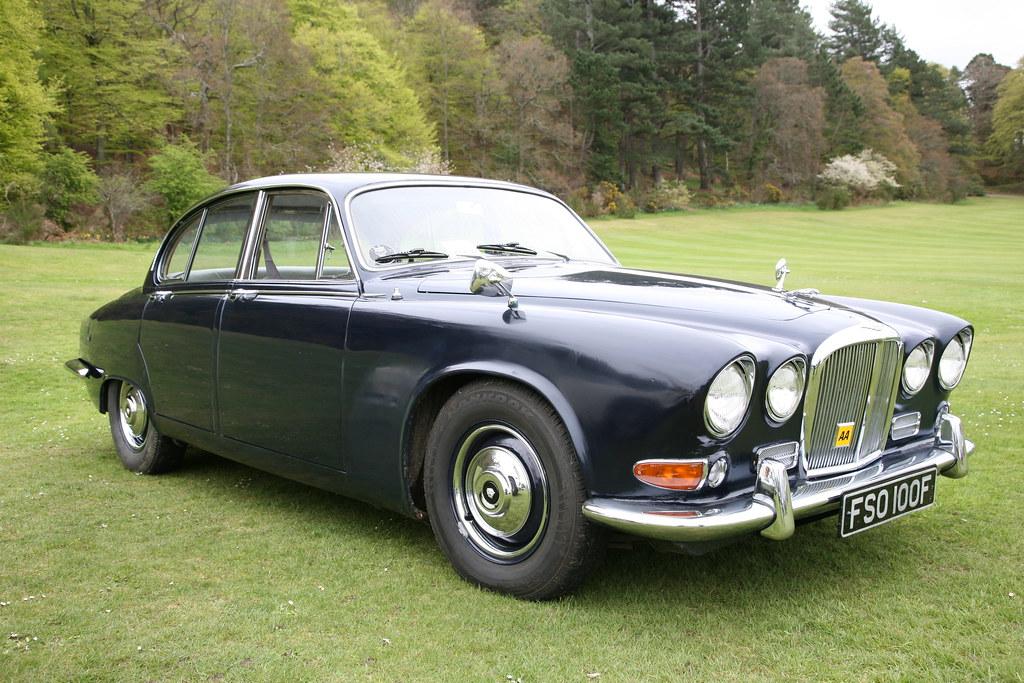 1967 Jaguar 420 S Type - a photo on Flickriver
