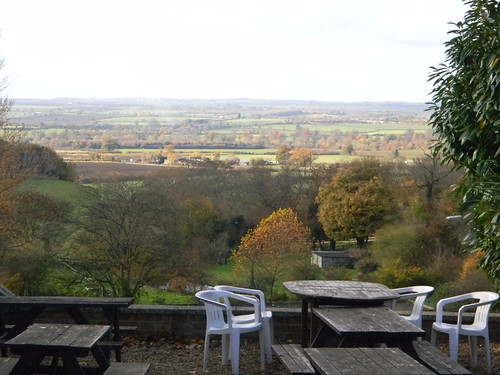 View from the Old Red Lion