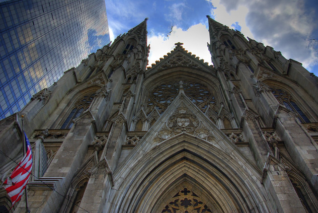 St. Patrick's Cathedral (HDR)