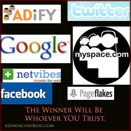 Trust is the Key to Web 2.0