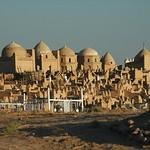 Central Asian Cemetery - Nukus, Uzbekistan