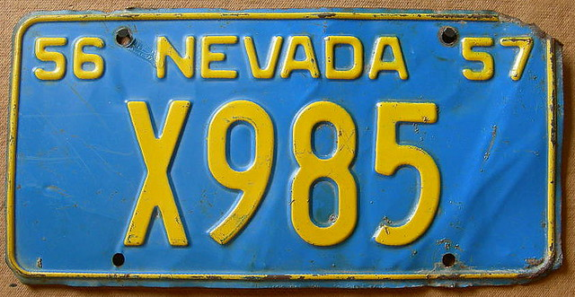 Nevada Vehicle Registration Department Of Motor Vehicles