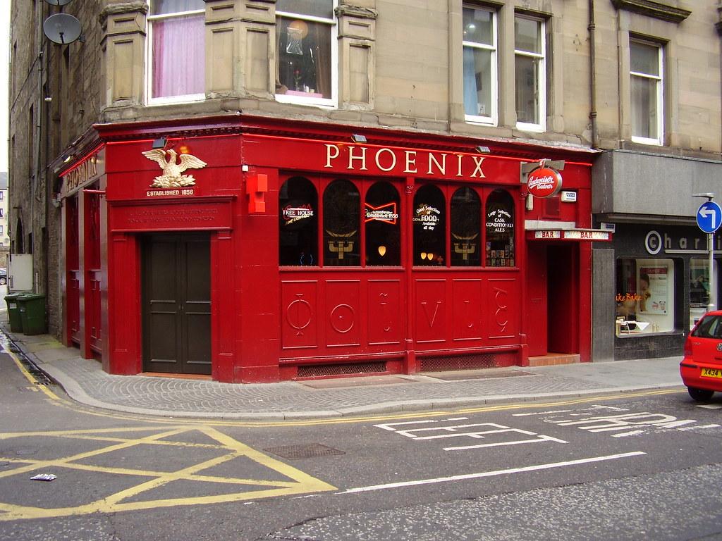The Phoenix, Dundee