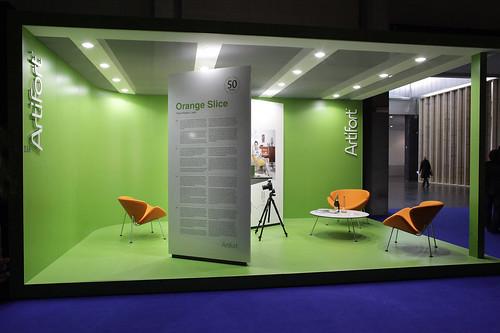 Limelights fotografie blog greenscreen stand op for Interieur beurs kortrijk