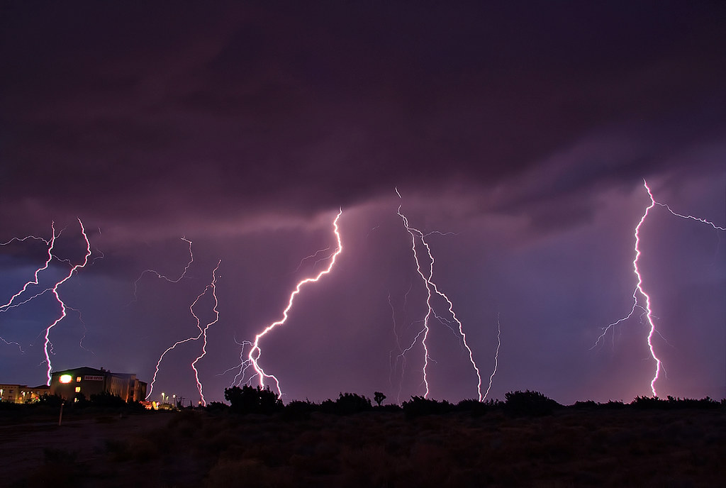 Mega Lightning Storm