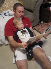 Daddy and Kellen