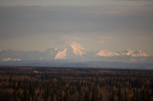 autumn usa mountain alaska denali fairbanks