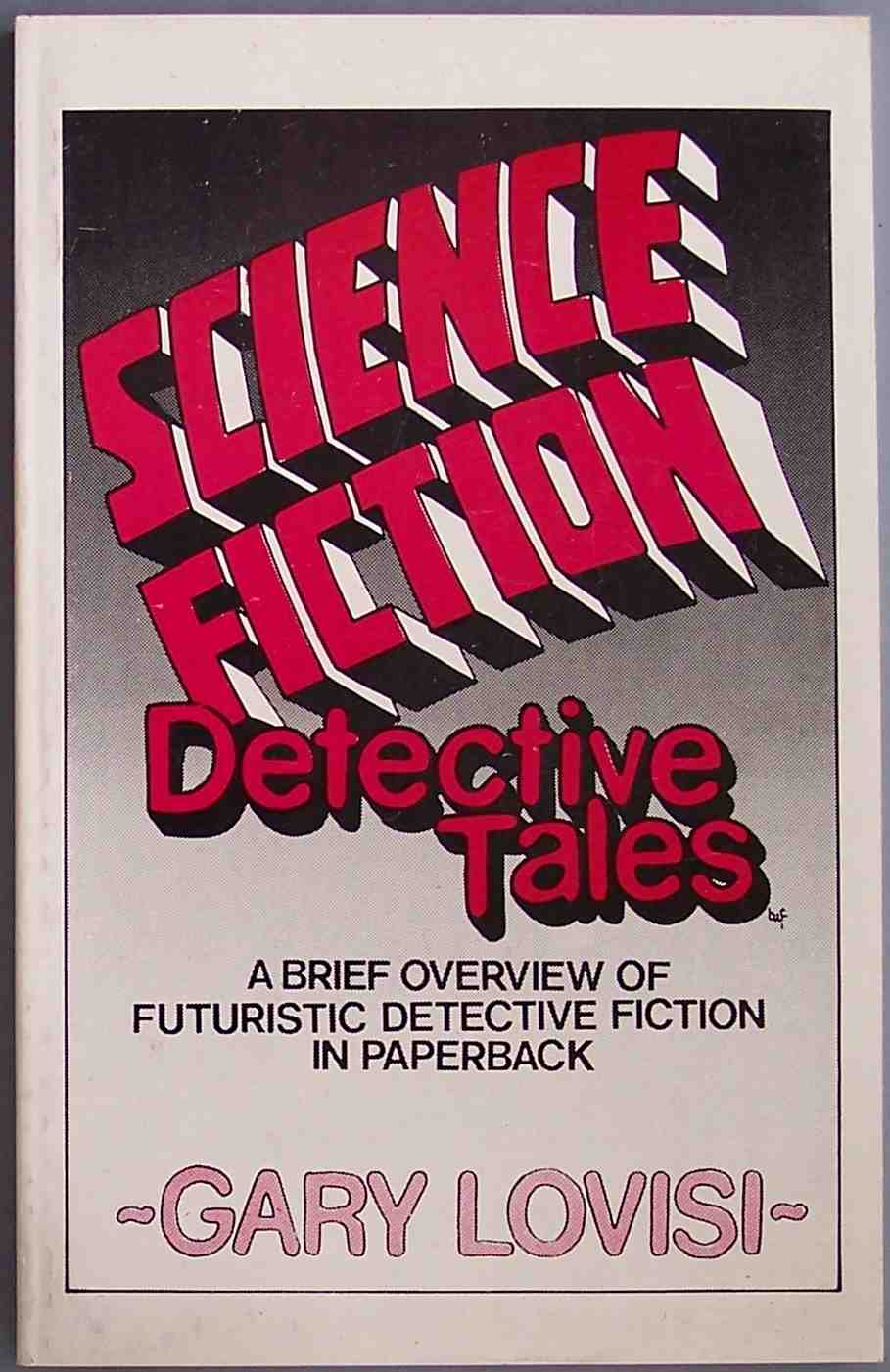 science fiction detective tales